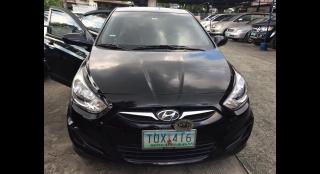 2015 Hyundai Accent Sedan 1.0L MT Gasoline