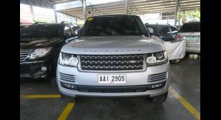2014 Land Rover Range Rover Autobiography SDV8