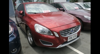 2011 Volvo S60 2.0L AT Gasoline