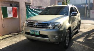 2011 Toyota Fortuner G 2.5L AT Diesel