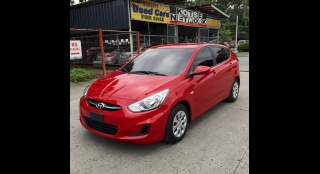 2016 Hyundai Accent Hatchback 1.6L AT Diesel