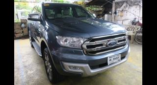 2016 Ford Everest 3.2L AT Diesel
