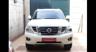 2018 Nissan Patrol Royale 5.6L AT Gasoline