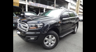 2015 Ford Everest Ambiente 2.2L 4x2 AT