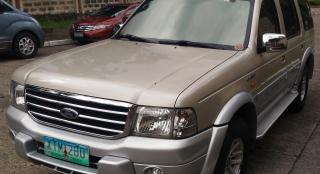 2005 Ford Everest XLT (4X4) AT