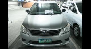 2013 Toyota Innova E Diesel AT