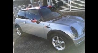 2003 Mini Cooper 1.6L AT Gasoline