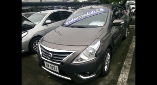 2017 Nissan Almera 1.5L AT Gasoline