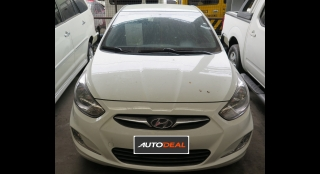 2011 Hyundai Accent Sedan GLS Gas AT
