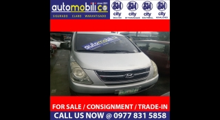 2008 Hyundai Grand Starex 2.5L AT Gasoline