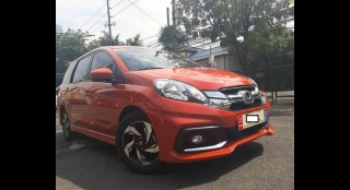 2015 Honda Mobilio 1.5L RS (White Orchid Pearl)