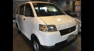 2013 Suzuki APV GA MT