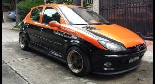 2004 Peugeot 206 1.4L MT Gasoline