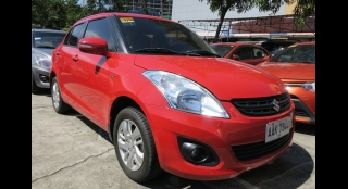 2014 Suzuki Swift Dzire 1.2L MT Gasoline