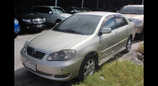 2004 Toyota Corolla Altis 1.6 E AT