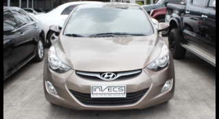 2012 Hyundai Elantra 1.6 GLS AT