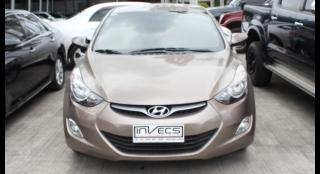 2012 Hyundai Elantra 1.6 GLS AT