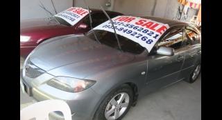 2006 Mazda 3 Sedan 1.6V Sedan