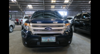 2012 Ford Explorer 2.0L Limited EcoBoost