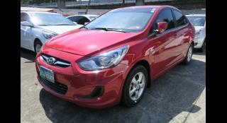 2013 Hyundai Accent Sedan GL Gas AT
