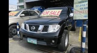 2012 Nissan Frontier Navara (4X2) MT