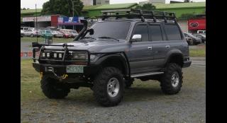 1997 Toyota Land Cruiser 4.5L MT Diesel