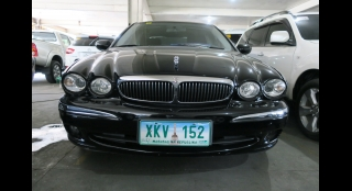 2003 Jaguar X-Type 3.0L AT Gasoline