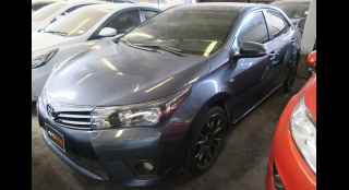 2015 Toyota Corolla Altis 1.6L AT Gasoline