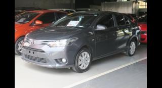 2016 Toyota Vios 1.3 E MT