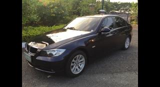 2009 BMW 3-Series Sedan 318i
