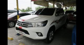 2015 Toyota Hilux 2.8 G DSL 4x4 MT