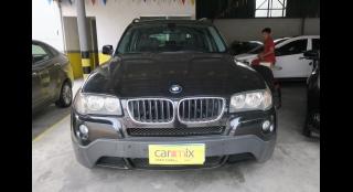 2008 BMW X3 2.0d AT