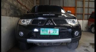 2009 Mitsubishi Montero Sport GLS SE