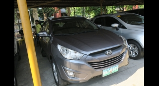 2011 Hyundai Tucson GLS AT