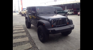 2007 Jeep Wrangler Rubicon 4dr Unlimited