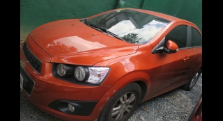 2014 Chevrolet Sonic Sedan 1.4L MT Gasoline