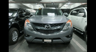 2016 Mazda BT-50 2.2L MT Gasoline