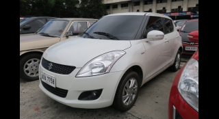 2015 Suzuki Swift 1.2 MT