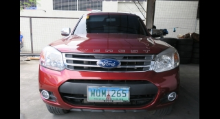 2013 Ford Everest XLT (4X2) MT