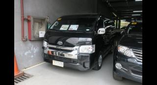 2017 Toyota Hiace 3.0L AT Diesel