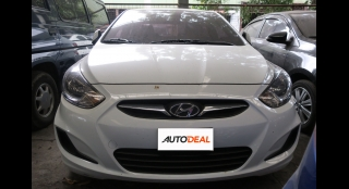 2014 Hyundai Accent Sedan 1.4 GL MT