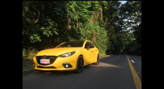 2016 Mazda 3 Sedan 2.0L AT Gasoline