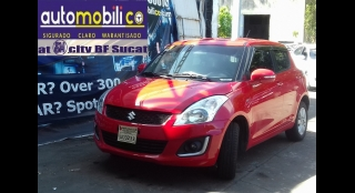 2016 Suzuki Swift 1.4L AT Gasoline