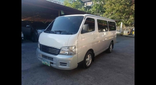 2010 Nissan Urvan Estate