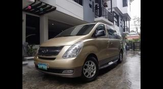 2011 Hyundai Grand Starex CRDi WGT GLS MT (12 str)
