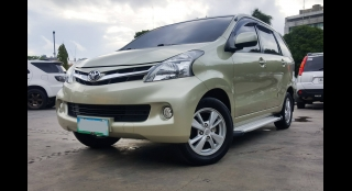 2013 Toyota Avanza 1.5 G AT
