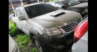 2014 Toyota Hilux 3.0L MT Diesel