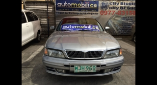 2001 Nissan Cefiro 2.0L AT