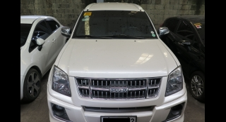 2014 Isuzu Alterra 3.0L AT Diesel