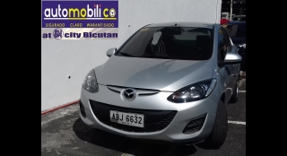 2015 Mazda 2 Sedan 1.5L MT Gasoline